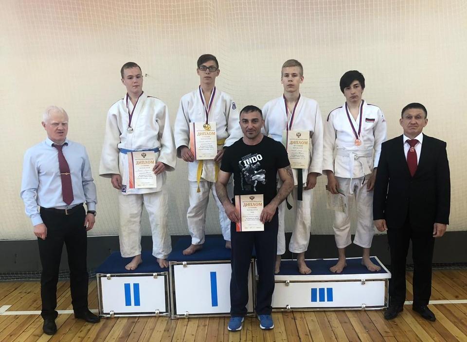 Дзюдоист из Новочеркасска стал победителем первенства России