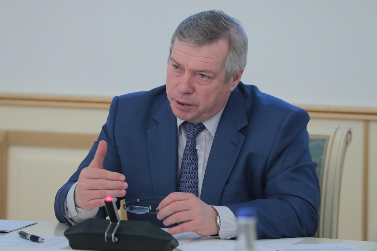 Глава региона предупредил о том, что контроль исполнения национальных проектов будет комплексным