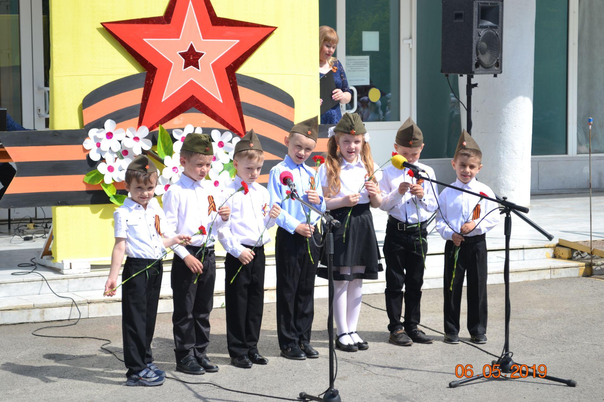 На Донском прошла ежегодная акция «Пусть всегда будет солнце!»