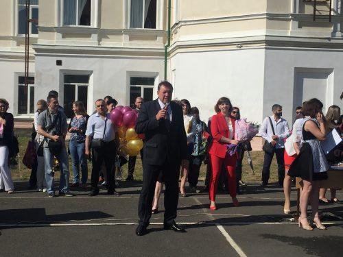 Глава администрации Новочеркасска анонсировал строительство ряда учебных объектов в одной из школ