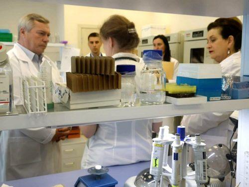 Правительство Ростовской области и федеральный медицинский центр имени Алмазова подпишут соглашение о сотрудничестве