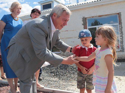 В рамках нацпроектов создадут новые центры и школы