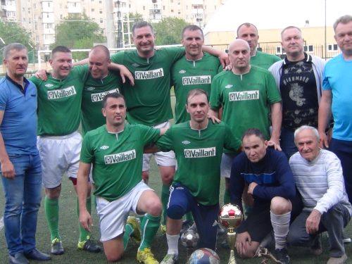 Футболисты Новочеркасской команды «Арсенал»  завоевали Кубок Победы