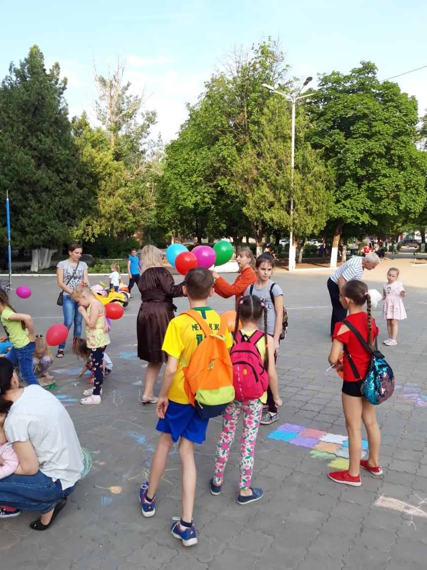 День славянской письменности и культуры прошёл в микрорайона Октябрьском
