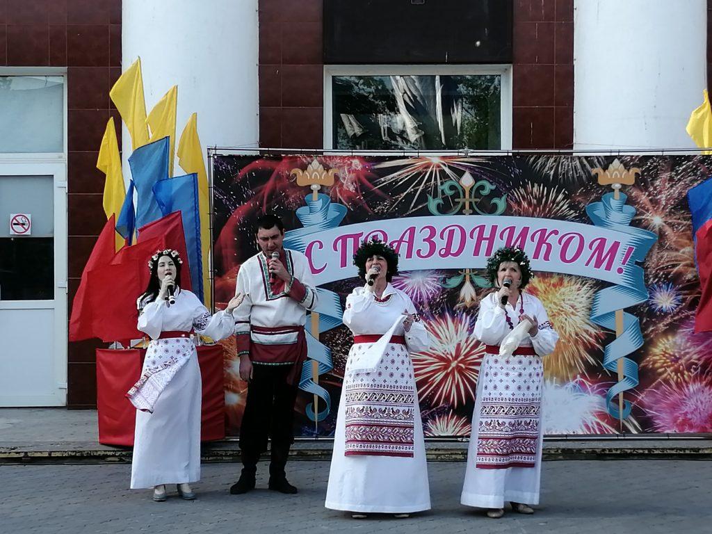 День казачьей столицы в Октябрьском