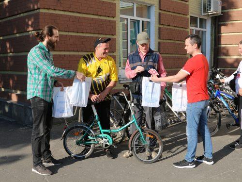 НЭВЗ принял участие во Всероссийской акции «На работу на велосипеде»