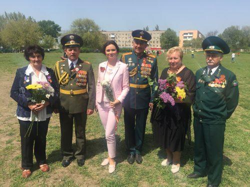 Несколько сотен жителей Новочеркасска посетили «Парад поколений»