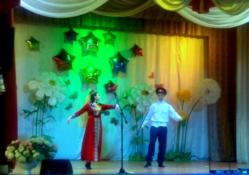 Областной фестиваль детского творчества воспитанников организаций для детей-сирот «Созвездие-2019» состоялся в Новочеркасске