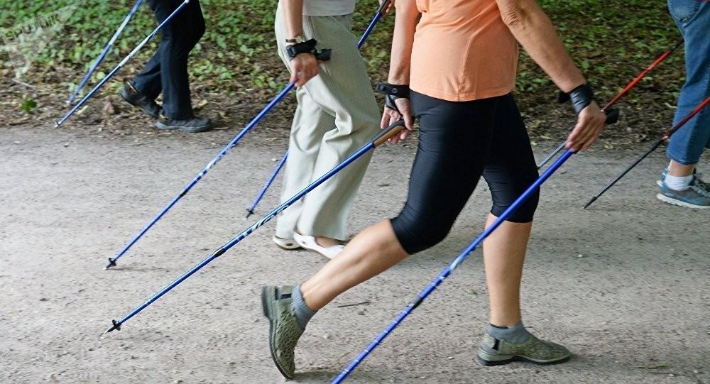 В Новочеркасске отметили Всемирный день скандинавской ходьбы