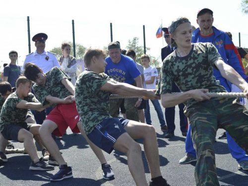 Слёт казачьей молодёжи «Готов к труду и обороне 2019» прошёл в Ростовской области