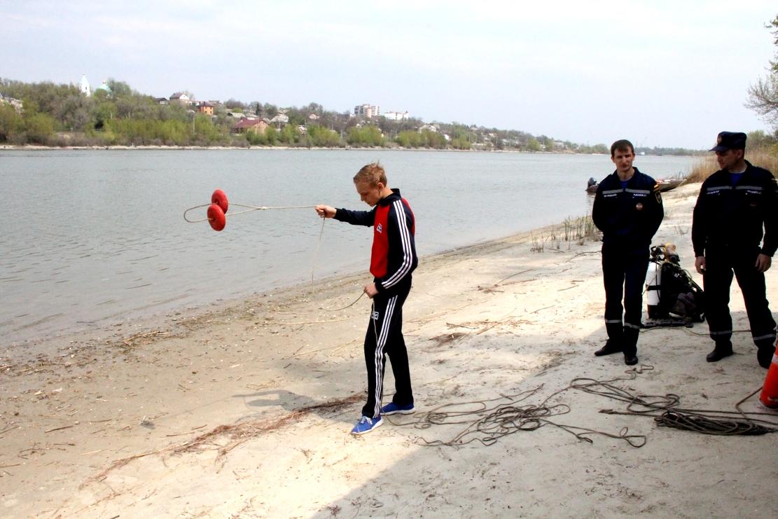 В Ростовской области идёт подготовка к купальному сезону