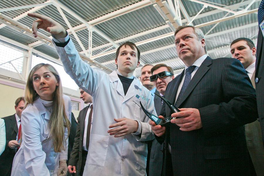 В Ростове состоится финал Всероссийского конкурса «Студент года»