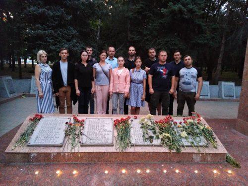 Предприятия Союзмаша поддержали патриотическую акцию
