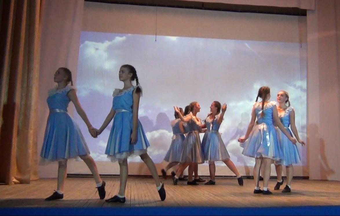 Театр танца «ЭКСКЛЮЗИВ» стремится стать образцовым коллективом