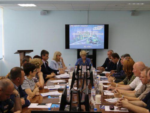 Опыт социального партнерства Новочеркасска изучен на областной межведомственной комиссии по охране труда