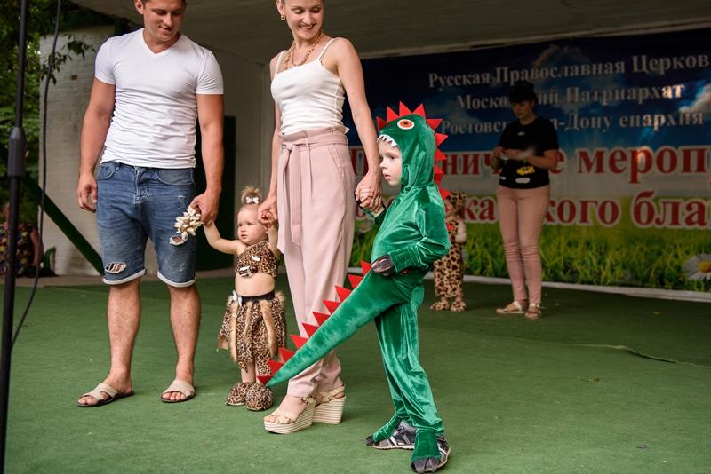 В столице Донского Казачества прошёл «Парад карапузов»
