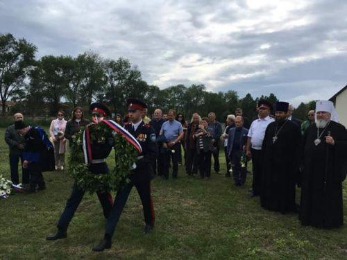 Новочеркасские кадеты побывали на «Русских днях» в Сербии