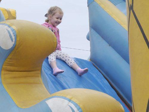 ТЦ «Сокол» оборудовал зону развлечений для детей. Фото