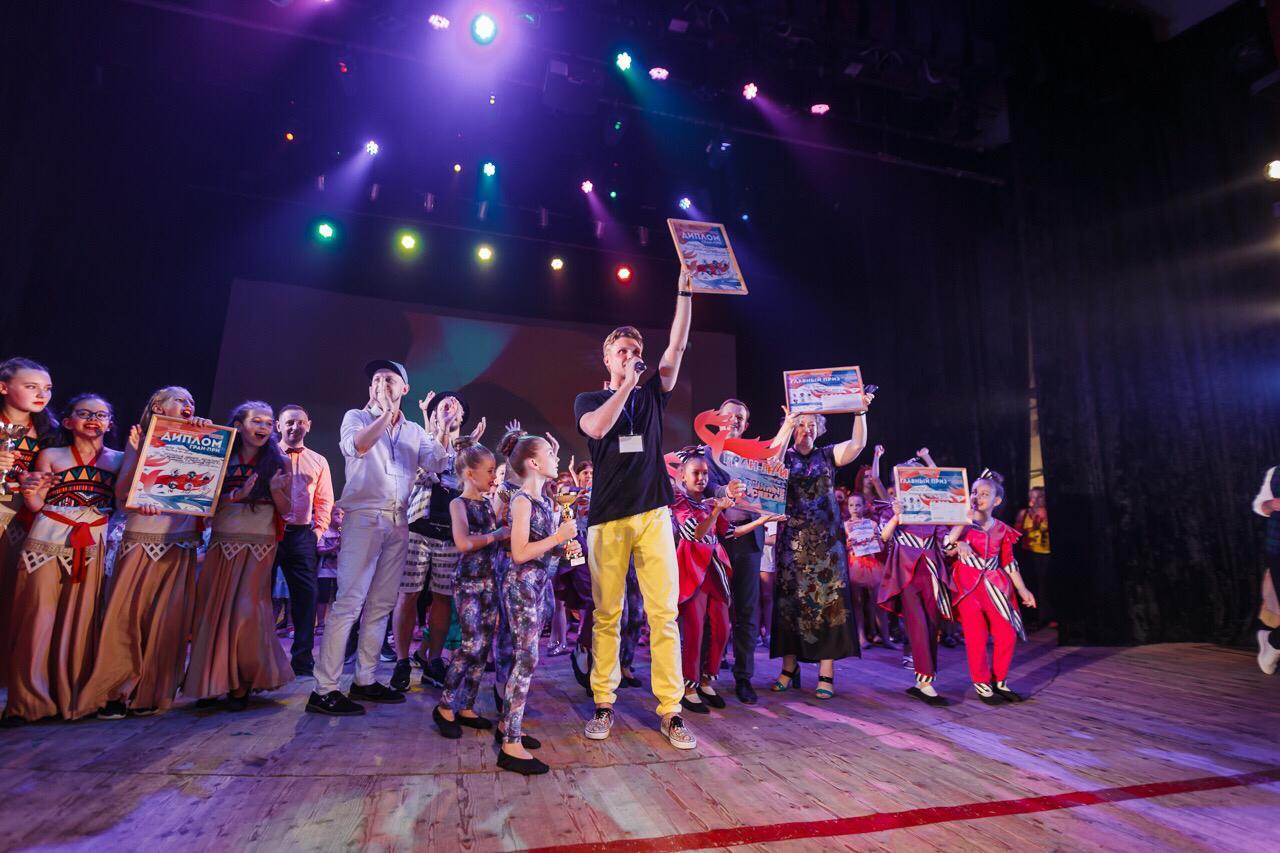 В Новочеркасске состоялся крупнейший в области танцевальный конкурс-праздник «ВЕРШИНЫ УСПЕХА 2019»