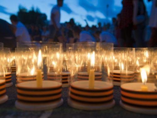 Новочеркасцев приглашают 22 июня принять участие в памятных акциях, посвященных Дню памяти и скорби