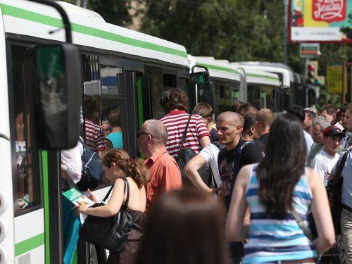 Рейд выявил нарушения графика движения общественного транспорта на Донской