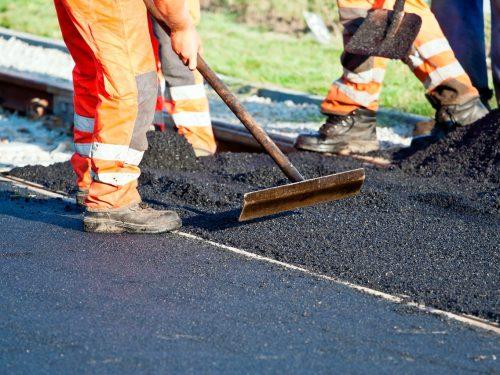 6 улиц Новочеркасска готовятся к ремонту тротуаров