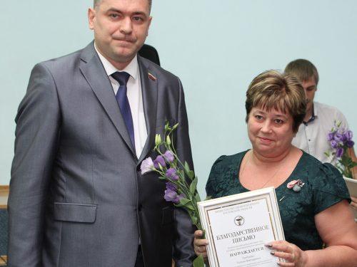 60 медицинских работников Новочеркасска получили благодарности к профессиональному празднику