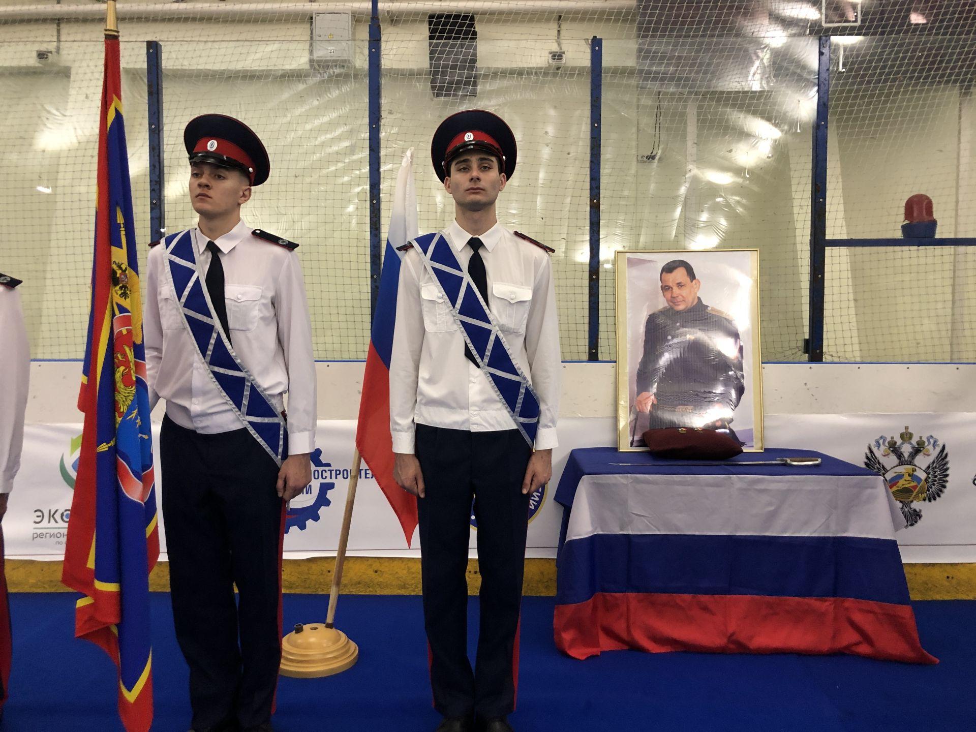 В Новочеркасске состоялся юбилейный турнир имени Г.П.Недвигина