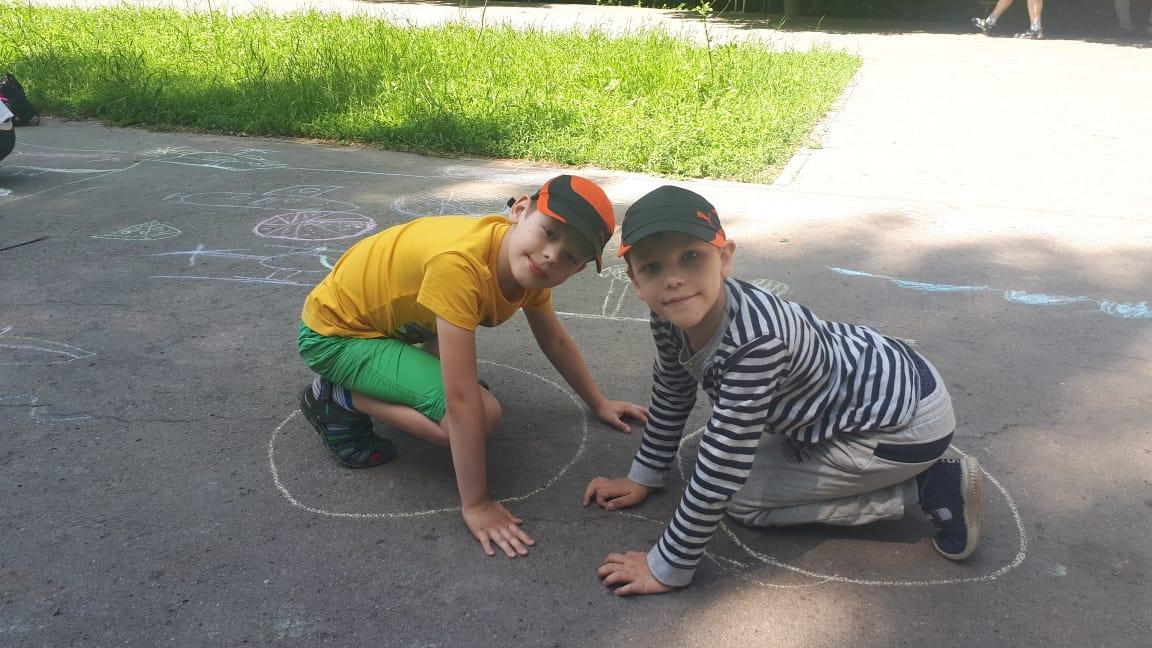 В Эколого-биологическом центре для детей организовали веселые каникулы