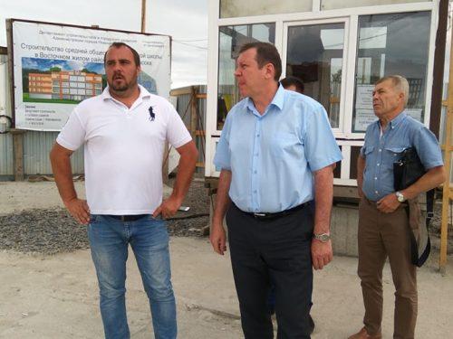 Школа на Восточном — под контролем администрации Новочеркасска
