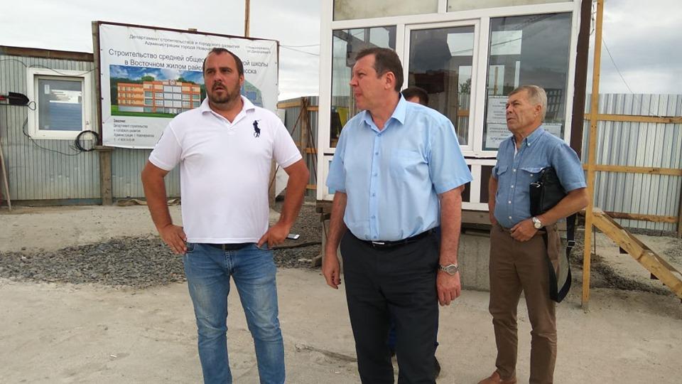 Школа на Восточном – под контролем администрации Новочеркасска