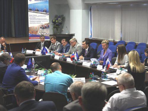 Союз машиностроителей России внес изменения в состав руководящих органов организации
