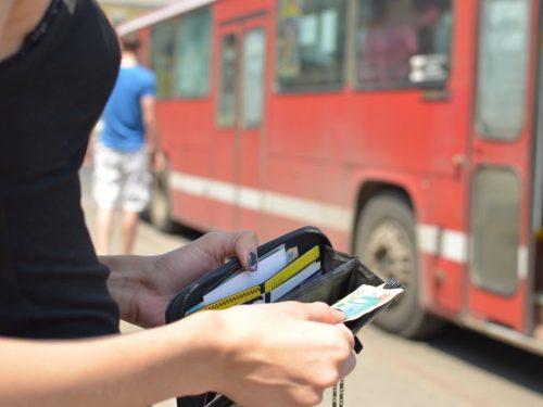 На пригородном и междугороднем транспорте возрастают тарифы