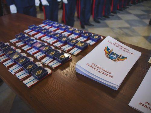 Студенты получат звание офицера