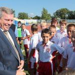 Центр спортивной подготовки футболистов появится в Ростове-на-Дону