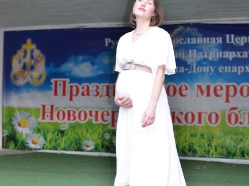 В рамках конкурса «Мама в ожидании» православный семейный психолог Юлия Алипатова провела Всероссийскую акцию «Два сердца».