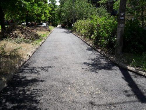 На 500 квадратных метров отремонтированных внутриквартальных дорог станет больше в каждом избирательном округе Новочеркасска