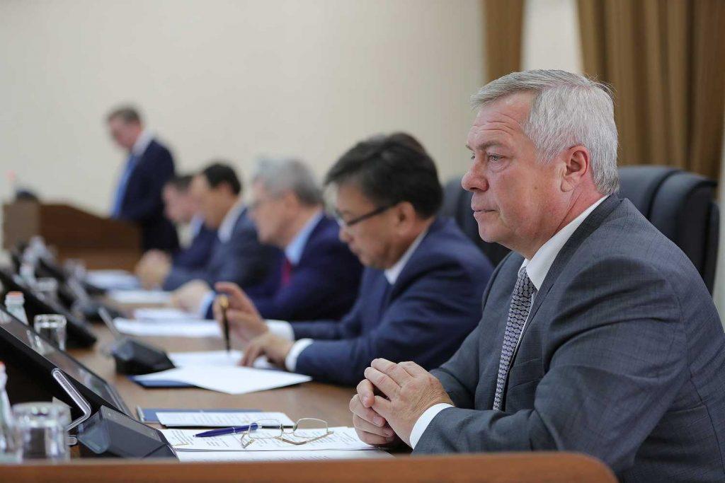 Губернатор Ростовской области заявил о попытках влиять на рынок ТКО «серого сектора»