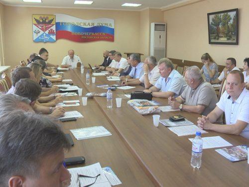 Промышленные предприятия Новочеркасска сведут к минимуму влияние на экологию