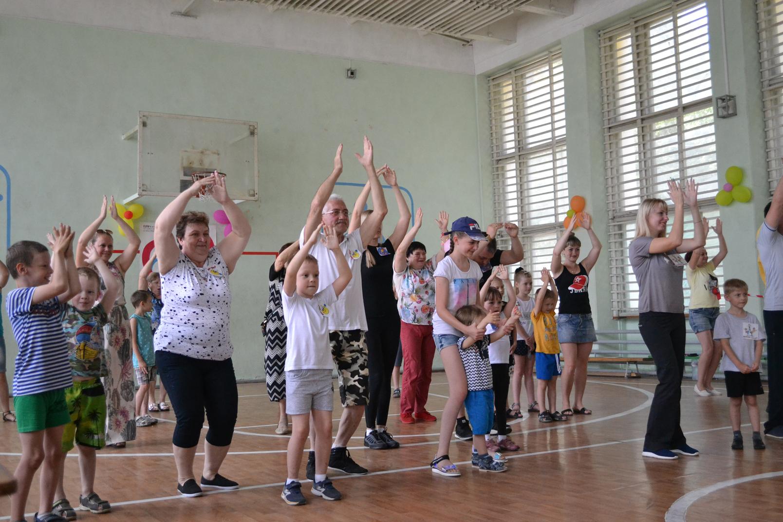 Семейный праздник «Мы – спортивная семья» провели на Донском