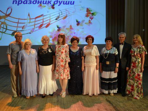 «Музыка – праздник души»  – жители Донского побывали на концерте вокалистов