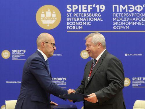 Компания «МАРС» удвоит свои мощности на Дону