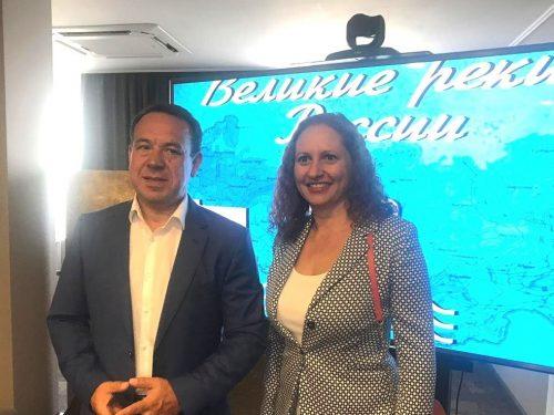 На Дону идут съемки проекта «Великие реки России»