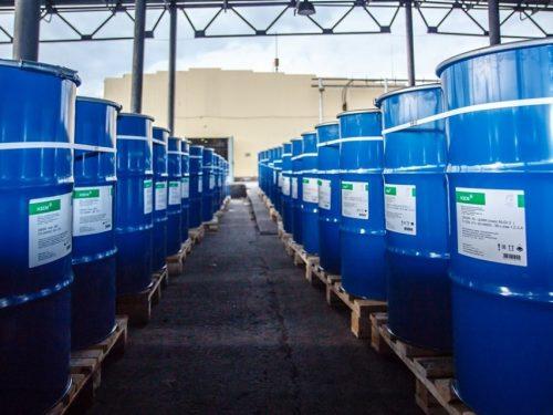 Новочеркасский завод смазочных материалов поставляет продукцию в регионы крайнего Севера