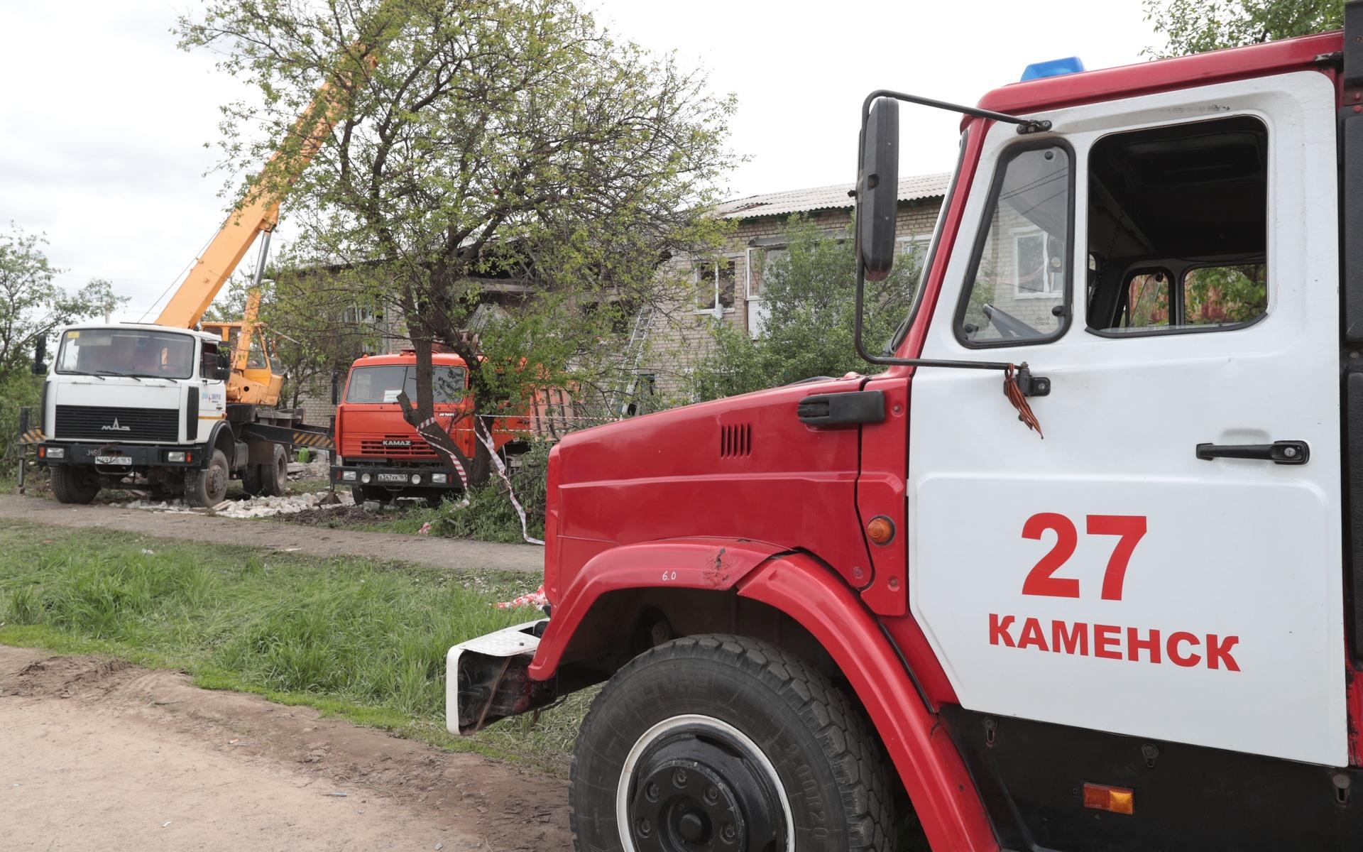 Помощь пострадавшим в поселке Чистоозерный взята на особый контроль