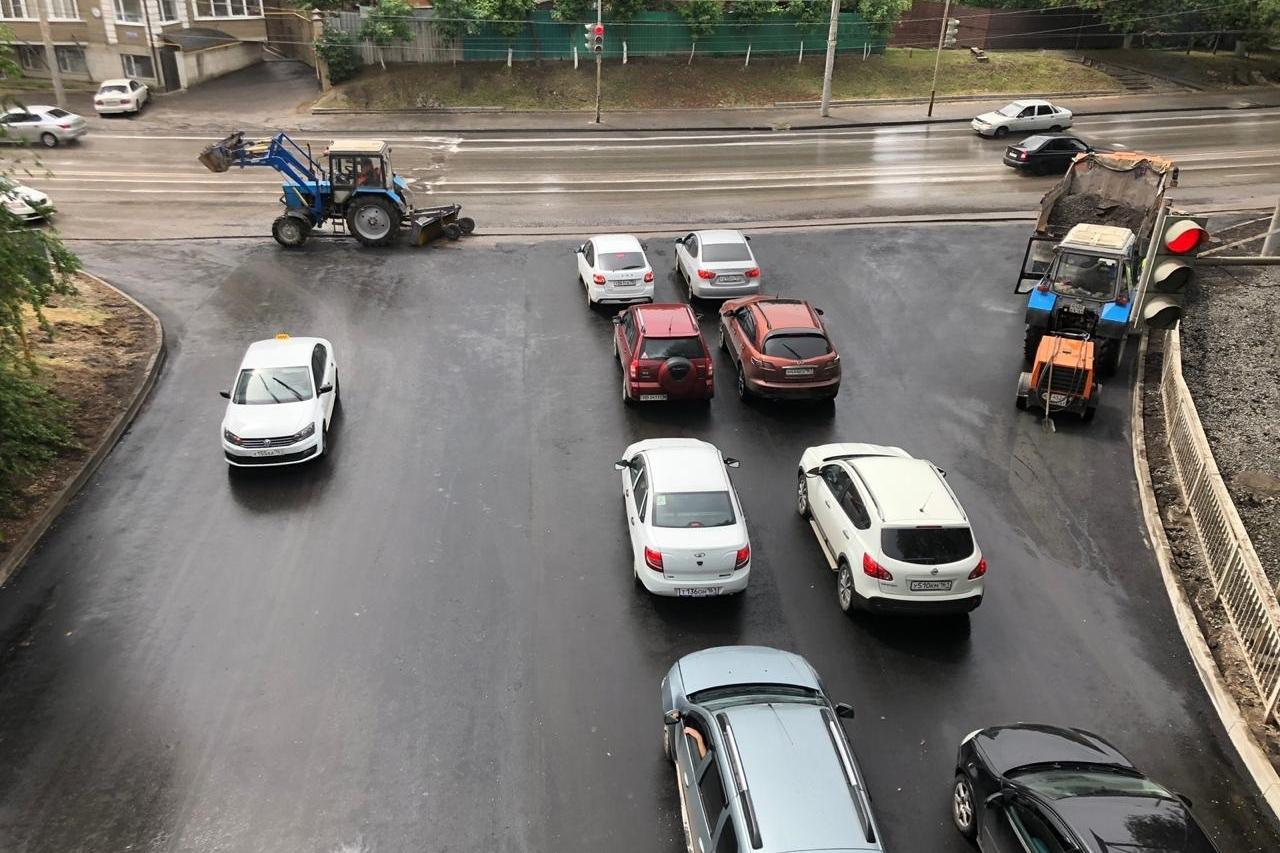 Продолжается реализация проекта «Безопасные и качественные автомобильные дороги»