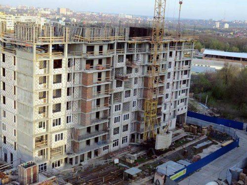 Строительство 13 проблемных домов будет завершено