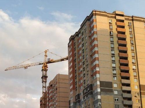 Свыше 18 млн квадратных метров жилья планируется ввести в эксплуатацию