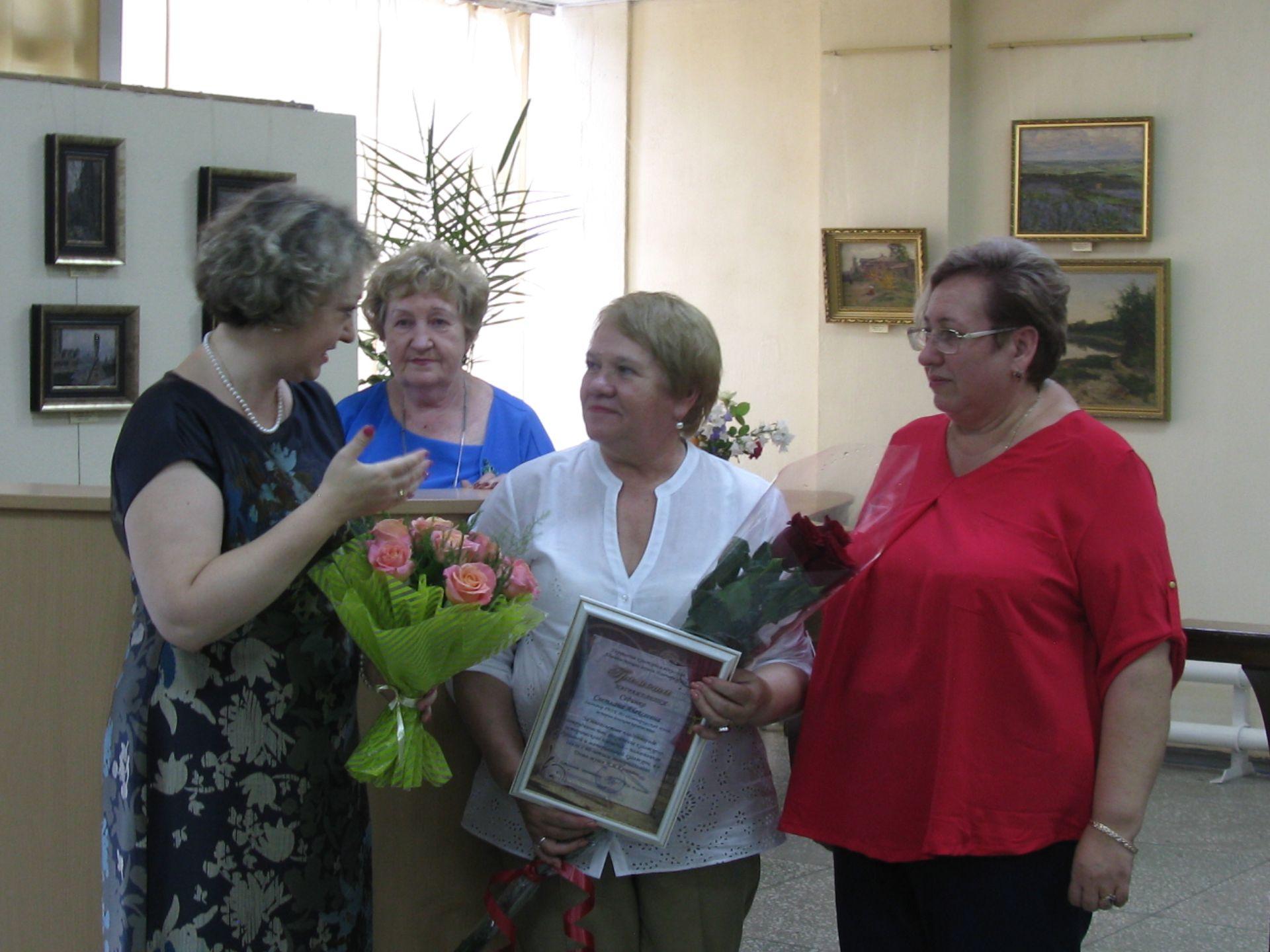 Юбилей мемориального дома-музея художника И.И. Крылова отметили в Новочеркасске