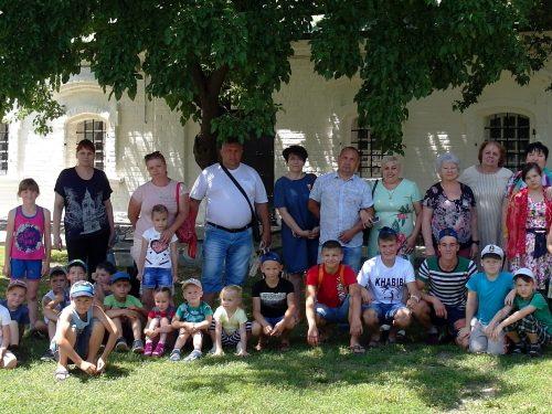 В Новочеркасске работала Летняя школа для замещающих родителей